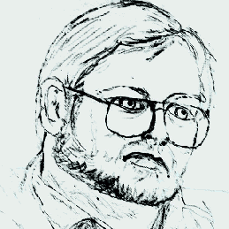 Self-portrait of Scott